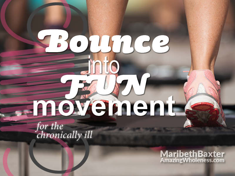 bounce into fun for the chronically ill