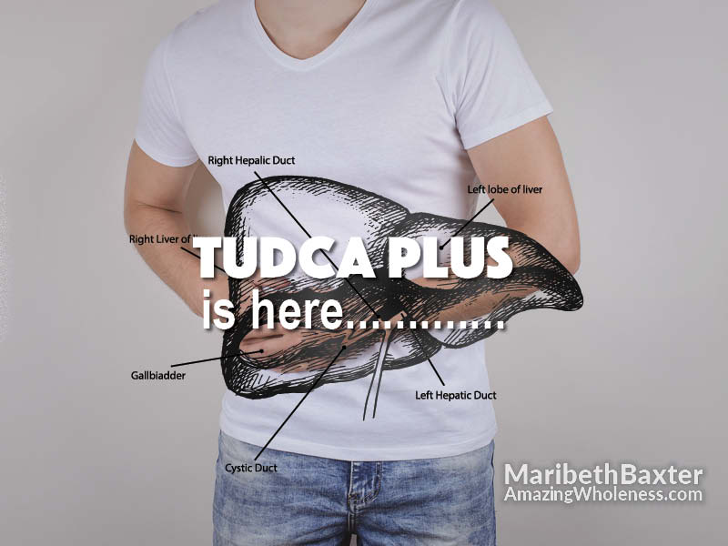 TUDCA Plus is here