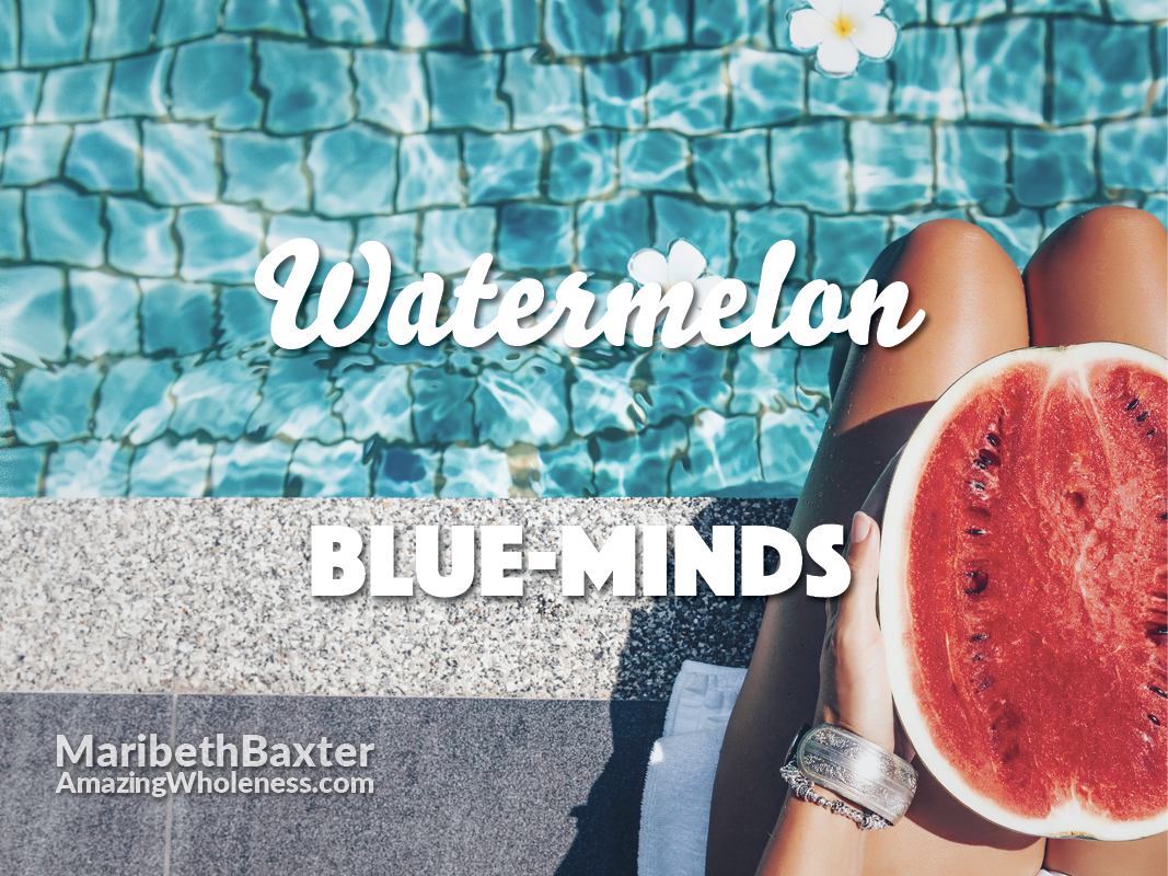 watermelon blue-mind