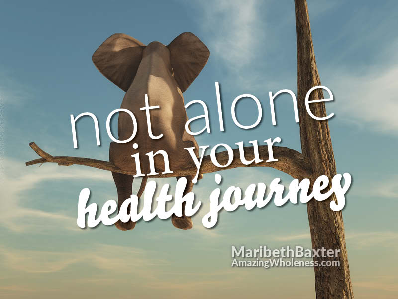 You are not alone in your health journey