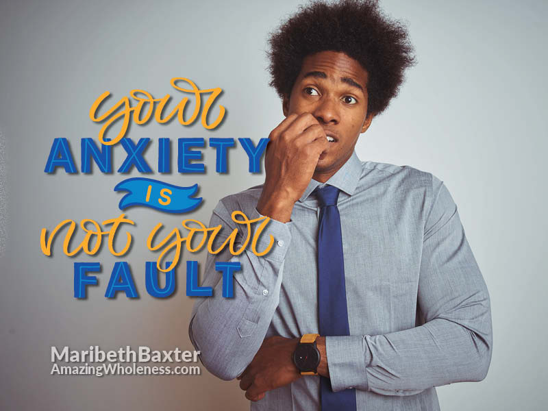 Has anxiety taken hold?