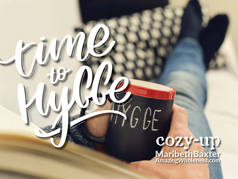 time to higgle, cozy up