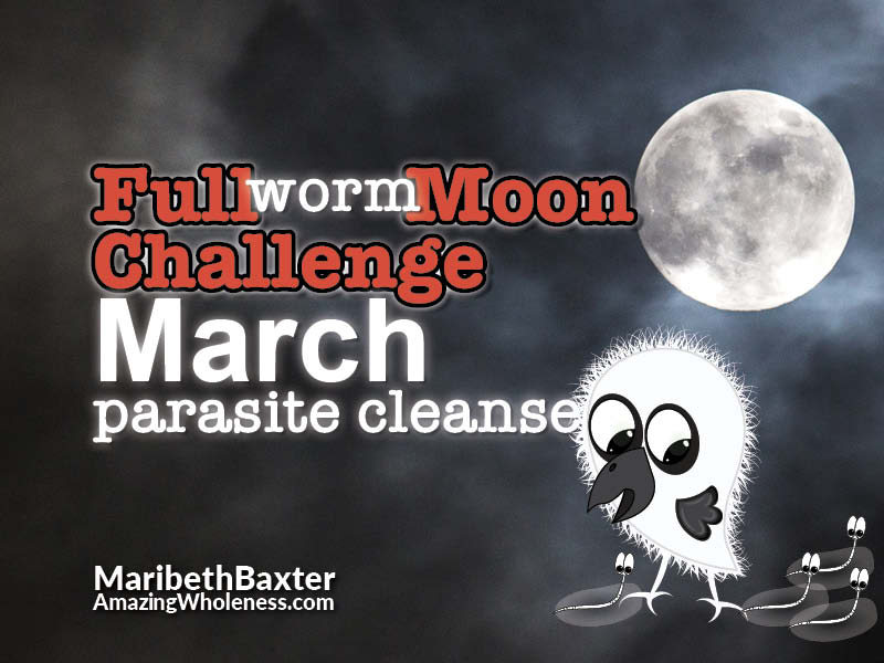 Full Moon Challenge March 20202 Worm Moon