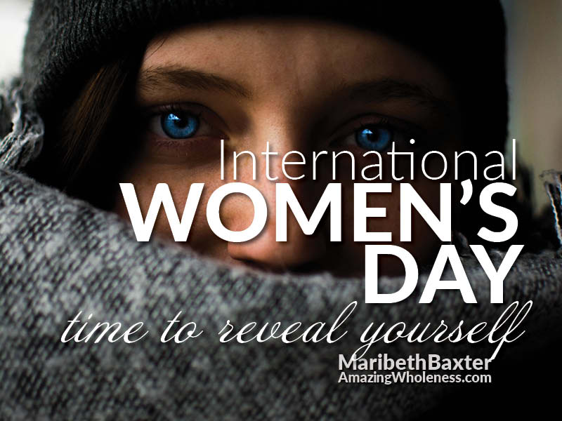Women's Day - time to overcome the winter season and reveal yourself