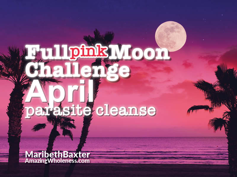Full Pink Moon Challenge - April 7, 2020