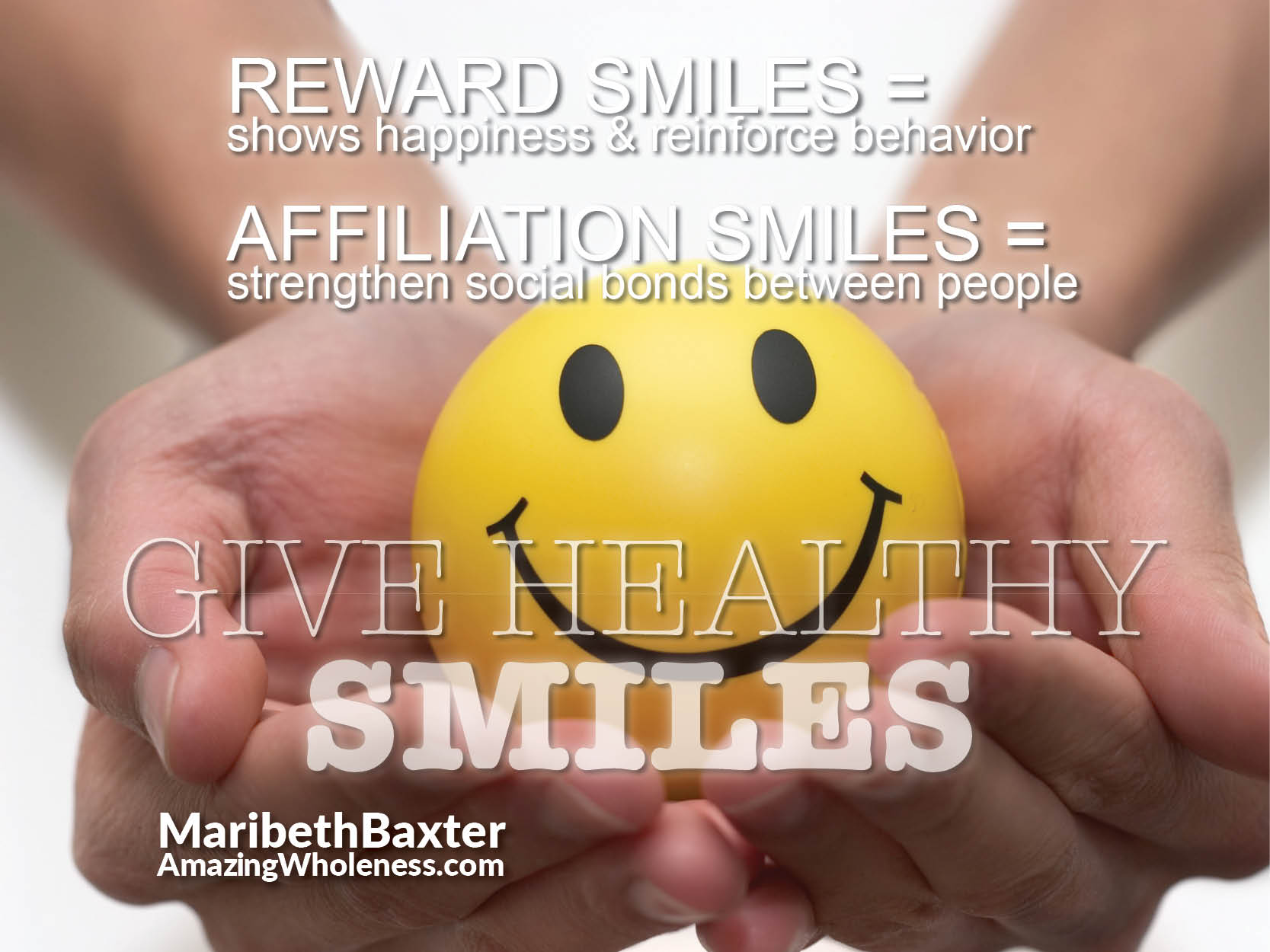 give healthy smiles